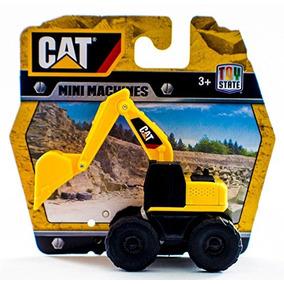 Caterpillar Cat Construcción Mini Máquinas De La Retroexcava