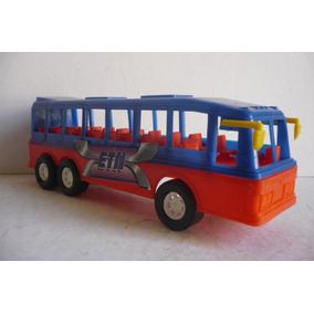 Autobus Foraneo De Pasajeros Etn - Camion De Juguete Escala