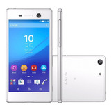 Celular Sony Xperia M5 Branco Dual Chip 16gb Android 5.0