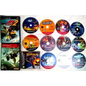 Lote De Juegos De Ps2 Y Ps1 Originales 14 Juegos