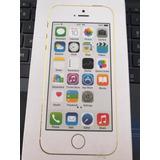 Iphone 5s 15 Gb Blanco Liberado Cualquier Compañia