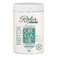 Botox Orgânico Zero Formol Rofer Profissional 1kg