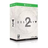 Destiny 2 Limited Edition Xbox One Nuevo