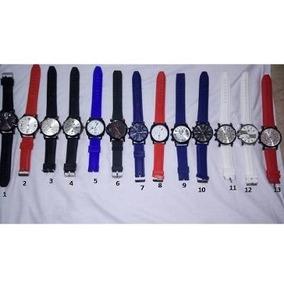 Relógio De Pulso Masculino Lacoste,puma E Outras Marcas...
