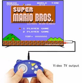 Video Game 8 Bit Portátil C/ 89 Jogos Nintendinho Nes
