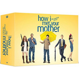 Dvd : How I Met Your Mother: The Complete Series (boxed ...