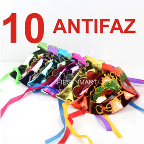 10 Antifaces Para Fiesta, Eventos, Animación, Antifaz
