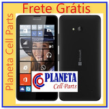 Tela Touch Display Lcd Frontal Lumia 640tv Preto Fre Grátis