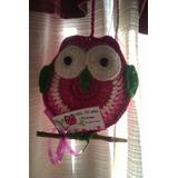 Buho/lechuza Tejido Crochet, Ideal Souvenir