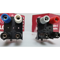 Conector Saída Caixa Acu Mini System Lg Cm9730 Cm9740 Cm9940