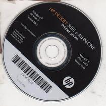 Cd De Instalação Para Impressora Hp Deskjet3510-3516