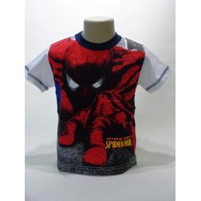Kit 20 Camiseta Manga Curta Estampada Menino Atacado