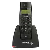 Telefone Sem Fio Intelbras Ts40 Id Dect 6.0 Até 07 Ramais.