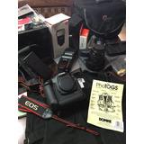 Vendo Equipo Completo Canon Eos-1 D Mark Iii