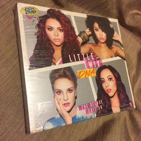 Little Mix Dna The Deluxe Edition Cd/dvd