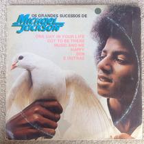 Michael Jackson - Os Grandes Sucessos De Michael Jackson Lp