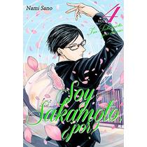 Soy Sakamoto, ¿por?, Vol. 4; Nami Sano Envío Gratis