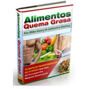 Libros Para Quemar Grasa Y Bajar De Peso Ebook