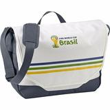 Bolso Morral Mensajero Copa Mundial De Brasil 2014 Fifa