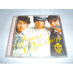 Jonas Brothers - Cd Nacional 2008