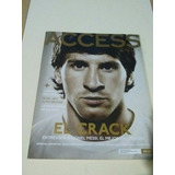 Leonel Messi Revista Access