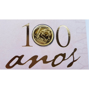 Moeda Ouro 900 8g Ary Barroso