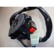 Interruptor Chave De Luz Honda Cg Titan 125 Ks 00/04