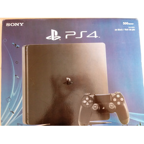 Ps4 Playstation 4 Slim 500gb # Lacrado Na Caixa