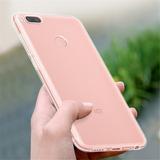Xiaomi Mi A1 / 5x - Funda De Silicona Transparente Ultrathin