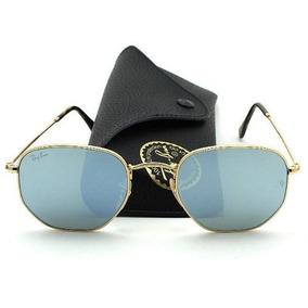 c78710a6ffe57 Ray Ban Exaginal - Óculos De Sol Com lente polarizada no Mercado ...