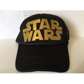 Gorra Star Wars Logo Gamer Friki Moda Novedosa Unisex