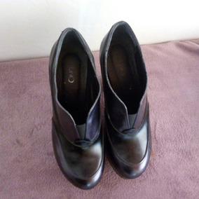 Zapatos Con Plataforma Via Uno N. 37