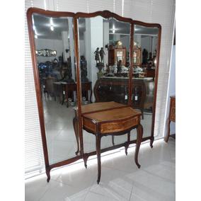 Antiga Espelheira Luis Xv. ( Aparador)