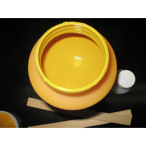 Esmalte Pintura Para Trafico. Amarillo Cromo Epo Uv 144 Tra.