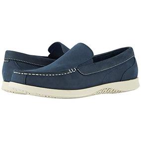 249f8b1d64 Zapato Slip On Cat Importado - Zapatos Azul marino en Mercado Libre ...