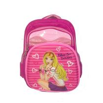 Mochila Escolar Infantil Feminina Costas 8149