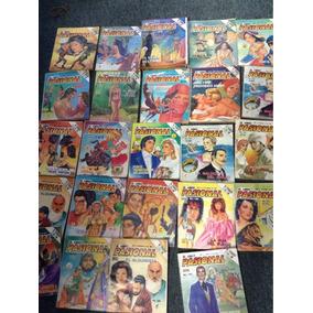 Comics El Libro Pasional Año 1988
