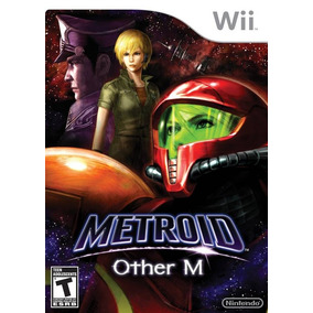 Jogo Metroid Other M - Nintendo Wii - Original Novo Lacrado
