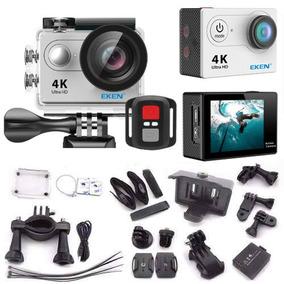 Camera Filmadora Eken H9r Original Controle Full Hd 4k Wifi