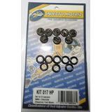 Kit De Mantenimiento De Inyectores 16 O-rings 8 Microfilto