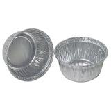 Liner De Aluminio Disponible De La Magdalena De La Hoja Dur