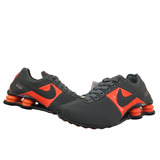 Tênis Nike Shox Junior Original Masculino 4 Molas Deliver Av