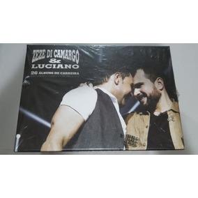 Box Zezé Di Camargo E Luciano - 26 Álbuns De Carreira (novo)