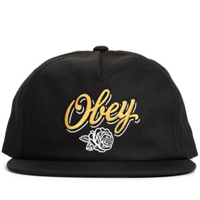 Obey Careless Whispers Snapback