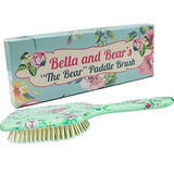 Paddle Brush A Quality Hair Brush Great For Blow Drying And