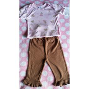 Pijama Baby Fruti Niña Talla: 1 Año