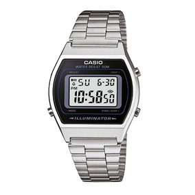 Casio B640wd-1av Mens Vintage Retro Multi-function Digital S