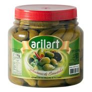 Pepinillos En Vinagre Premium X 1 Kg - Arilart