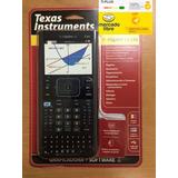 Texas Instruments Ti Nspire Cx Cas 2017 Español De Paquete
