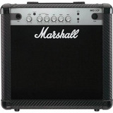 Amplificador Guitarra Eléctrica Marshall Mg15cf, 15 Watt